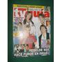 Revista Tv Guia 207 Rebelde Way Poster Rodrigo Shakira Casan