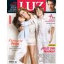 Revista Luz 391 Florencia Peña Juan Minujin Espec Dia Madre