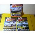 Revista 10 Segundos ¼ De Milla Lote Nº 104 + 110 + 111