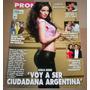 Natalia Oreiro Revista Pronto Año 2010 Imperdible