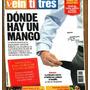 Revista Veintitres Feb 2016 Carola Reyna Sebastian Tricarico