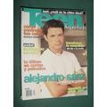 Revista Teen Argentina 9/00 Alejandro Sanz Celos Maquillaje