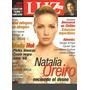 Revista Luz 2004 Natalia Oreiro Diego Olivera Chediek Silvin