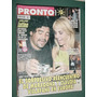 Revista Pronto 370 Diego Armando Maradona Moria Casan Tinell