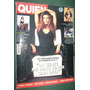 Revista Quien 75 Leon Gieco Beckham Johnny Deep Kate Moss