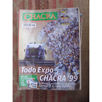 Revista La Chacra 821 4/99 Test Tractor Case Mx 135