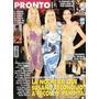 Revista Pronto 792 Susana Gimenez Pampita Neuman Tinelli