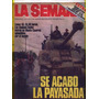 La Semana Rebelion Monte Caseros Carapintadas Rico Alfonsín