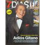 Revista 7 Dias N° 168 - Tapa: Adios Gitano