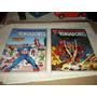 Los Vengadores 2 Tomos Num. 2 Y 3 Biblioteca Marvel