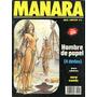 El Hombre De Papel . Milo Manara New Comic N6