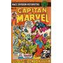 Capitan Marvel 21 Macc Division Historietas Septiembre 1975