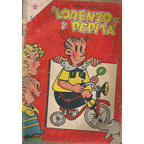 Revista / Lorenzo Y Pepita / Nº 90 / Año 1957 / Recreativa