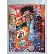 Marketing Y Utopia Revista Comic 1993 Ed Zinco España