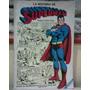 La Historia De Superman Libro Novaro Tapa Blanda 1979 Mira!!
