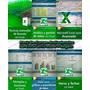 Combo Curs 01:aprende Excel 2010 Audiovisuales Son 6