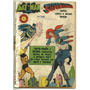 Batman Y Superman El Guason Revista Comic Brasil 1968 Rareza