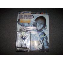 Muñeco Dc Comics Plomo N° 71 Muchacho Relampago - No Envio