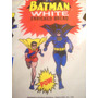 Batman 1966 Envoltorio Pan Lactal Sin Uso Original Usa 1966
