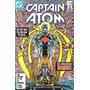 Lote X 3 Capitan Atom (1 4 Y 5) Dc Comics Ed. Zinco