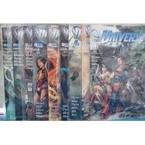 Dc Universe On Line Saga Completa 9 Tomos Subasta