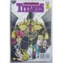 Los Nuevos Titanes # 16 Dc Comics. Ed Zinco 1989 Z. Devoto