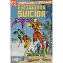 Escuadron Suicida / Especial/ Dc Comics / Ed. Zinco