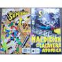 Superman * Craneo Atomico * 2 Revistas * Completa * Vid *