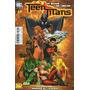 Teen Titans: Un Juego De Chicos #1 Al 4 Geoff Johns - Mckone