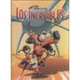 Los Increibles - Tapa Dura - Disney Pixar