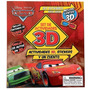 Cars 3d Centro De Actividades Incluye Cuento + Lentes 3d