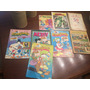 Lote 8 Revistas Tom Y Jerry Spiderman Disneylandia Mickey