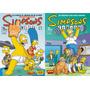 Simpsons Comics Pack 1 A 12 Editorial Ovnipress Envio Gratis