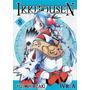 Ikkitousen Volumen 08 Manga Editorial Ivrea