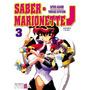 Saber Marionette J 3 Manga Editorial Ivrea Argentina