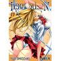 Ikkitousen Volumen 17 Manga Editorial Ivrea Argentina