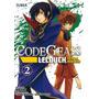 Code Geass Lelouch El De La Rebelion #02 Editorial Ivrea