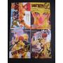 Saint Seiya Episode G - Manga Ivrea Nuevo! Lote 4 Tomos