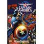Panini 100% Marvel: Capitán América - Renacimiento Nuevo !