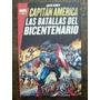 Capitan America * Las Batallas Del Bicentenario * Jack Kirby