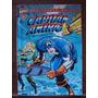 Historieta Capitan América Nº 2 Marvel Comic Forum