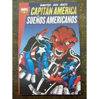 Capitan America * Sueños Americanos * Claremont Dematteis *