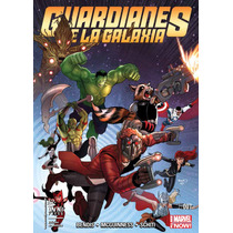 Guardianes De La Galaxia Vol. 07 Ovni Press