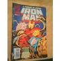 Iron Man , El Hombre De Hierro Nº3 Marvel Comics (españa)
