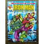 Iron Man 25 * Bill Mantl John Romita Jr. * Biblioteca Marvel