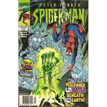 Marvel Spiderman Peter Parker # 3 Usa, Nueva, En Ingles