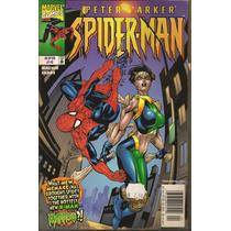 Marvel Spiderman Peter Parker # 4 Usa, Nueva, En Ingles