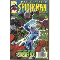 Marvel Spiderman Peter Parker # 12 Usa, Nueva, En Ingles