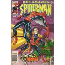 Marvel Spiderman The Amazing Nº 10, Usa, Nueva, En Ingles