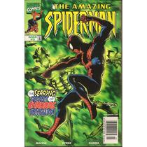 Marvel Spider-man The Amazing Nº3, Usa, Nueva, En Ingles.